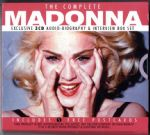 THE COMPLETE MADONNA  - UK ITERVIEWS 3-CD BOXSET